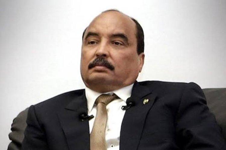 توجيه تهم فساد للرئيس الموريتاني السابق محمد ولد عبد العزيز