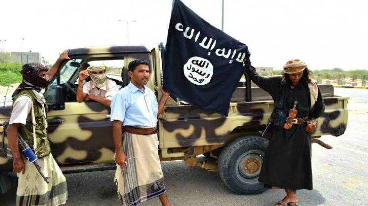 تتنظيم القاعدة يعلن مسؤوليته عن الهجوم على نقطة أمنية لقوات الحزام الأمني بأبين