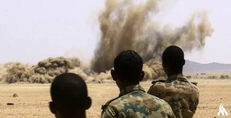 السودان يسلم إثيوبيا 61 أسيراً عسكرياً