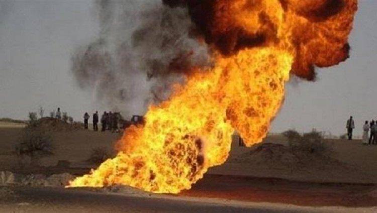 تفجير بئري نفط بعبوتين ناسفتين بشمال العراق