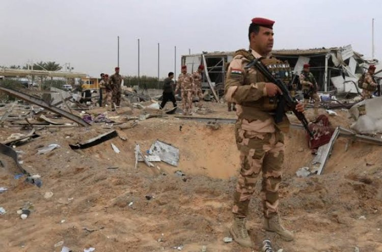 العراق: مقتل 18 شخصا، غالبيتهم من عناصر الأمن، في سلسلة هجمات شنها مسلحون