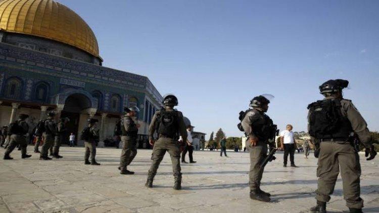 تركيا تدين الاعتداءات الإسرائيلية على المصلين في المسجد الأقصى
