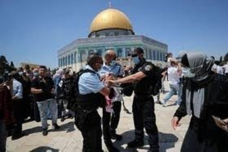 الإمارات العربية تدين إقتحام المسجد الأقصى