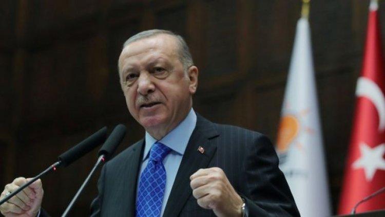 أردوغان: تجمعنا علاقات قوية وتاريخية مع مصر