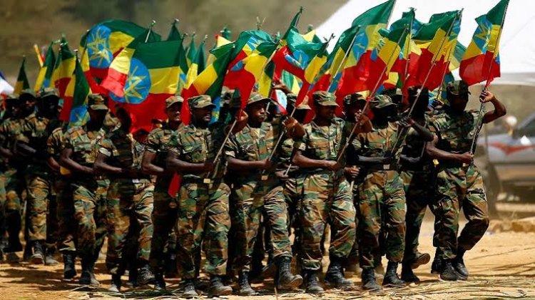إثيوبيا تخطط لإنشاء قاعدة عسكرية في سواحل البحر الأحمر للسيطرة على المنطقة.