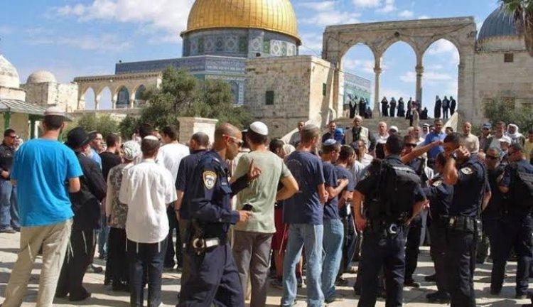 بعد تهديدات المقاومة.. الاحتلال يلغي مسيرة الأعلام في القدس للمرة الثانية