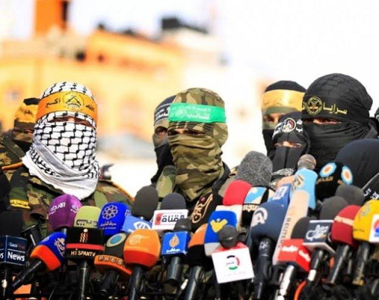 بيان مشترك صادر عن: الغرفة المشتركة لفصائل المقاومة الفلسطينية