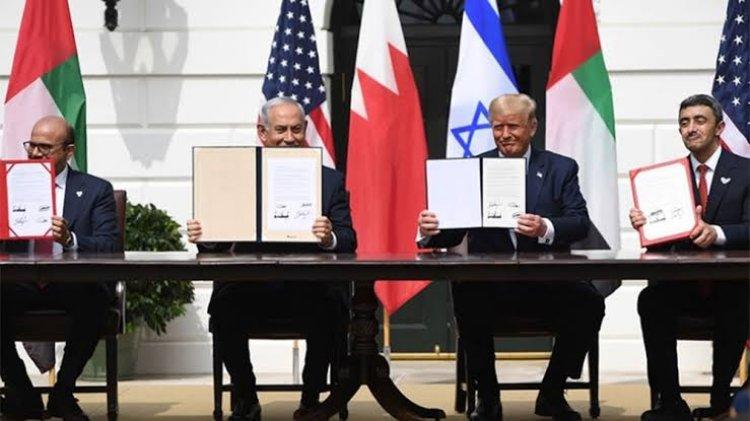 أمريكا تستعد لتوسيع ( اتفاقات أبراهام ) لتشمل دول عربية جديدة