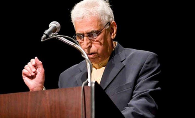 سعدي يوسف، الشيوعي الأخير، يترجل عن صهوة القصيدة