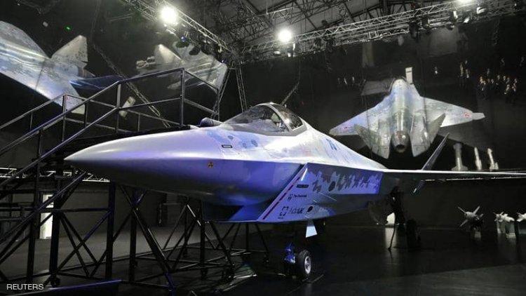 """روسيا تكشف النقاب عن مقاتلة سوخوي """"شبحية"""" جديدة"""