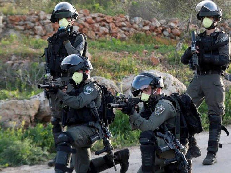إصابة 320 مواطنا بينهم مصور صحفي في بيتا جنوب نابلس