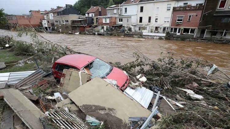بلجيكا: فيضانات جديدة وسط طقس عاصف