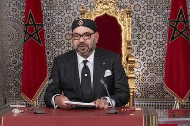 دعا العاهل المغربي محمد السادس الجزائر إلى العمل دون شروط على حل الخلافات التاريخية وإعادة فتح الحدود بين البلدين