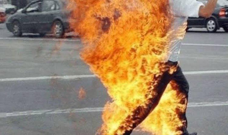 المغرب: وفاة شاب أضرم النار في جسده بمدينة سيدي بنور احتجاجا على مصادرة عربته من طرف السلطة المحلية