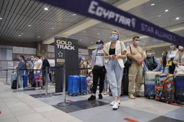 مصر تستقبل أول رحلة طيران مباشرة من روسيا للغردقة منذ نحو 6 سنوات