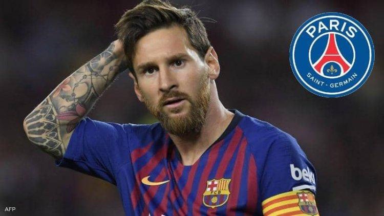 برشلونة يلجأ للقضاء لمنع انتقال ميسي لباريس سان جيرمان