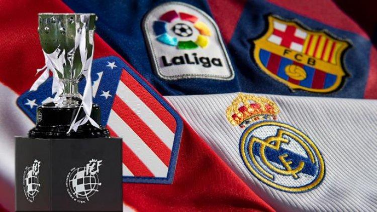 معركة قضائية بين ريال مدريد ورئيس رابطة الدوري الإسباني