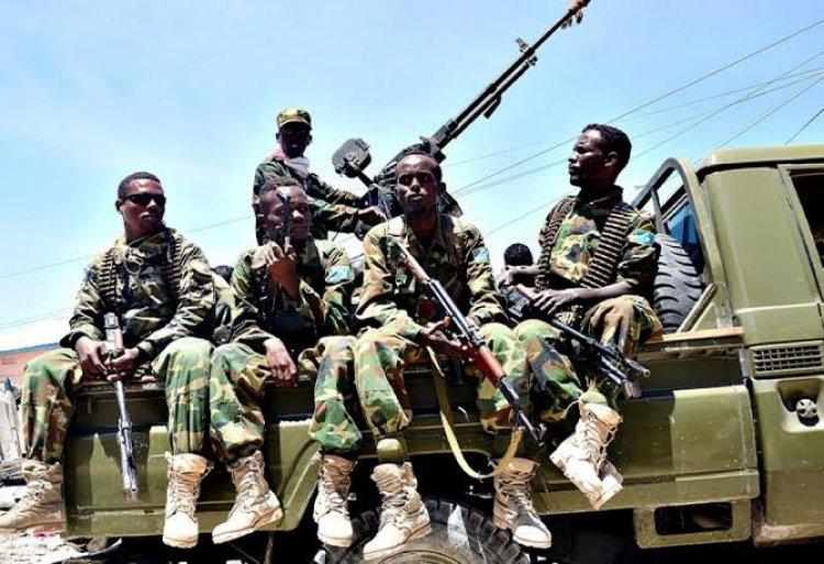الجيش الصومالي يعلن عن مقتل 60 مسلحا من حركة الشباب