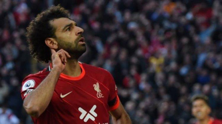 محمد صلاح.. أفضل لاعب في العالم في الوقت الحالي