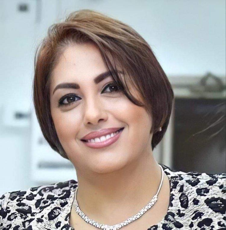تحية وباقة ورد جوري لشيرين علي عبود فاهوم