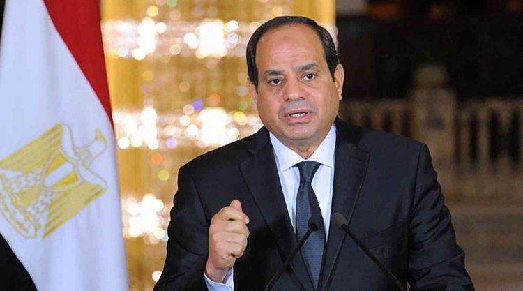 السيسي يشيد بـ{السلام» مع إسرائيل ويطالب قادة المنطقة بالاقتداء بالسادات