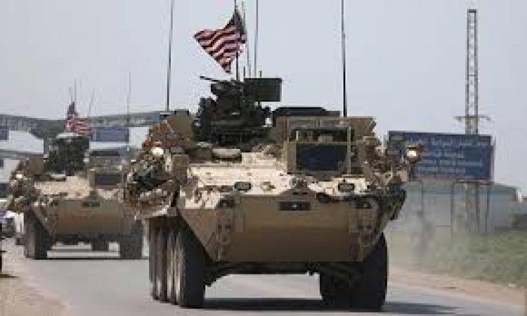 الجيش الأمريكي يُدخل شاحنات محملة بالأسلحة إلى قواعده بريف الحسكة