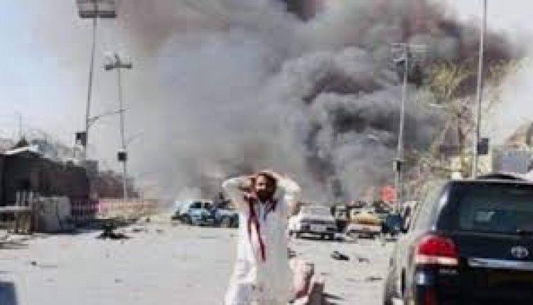 انفجار بمسجد في قندوز يوقع أكثر من ١٠٠ قتيل