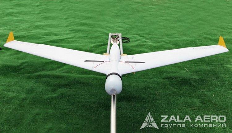 طائرة بدون طيار روسية بمواصفات خارقة وذكاء غير مسبوق