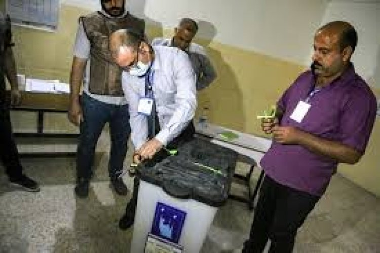 نسبة مقاطعة غير مسبوقة للانتخابات التشريعية في العراق