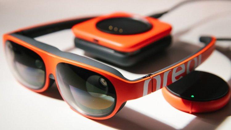 نظارة الواقع المعزز Air الجديدة من أن ريل