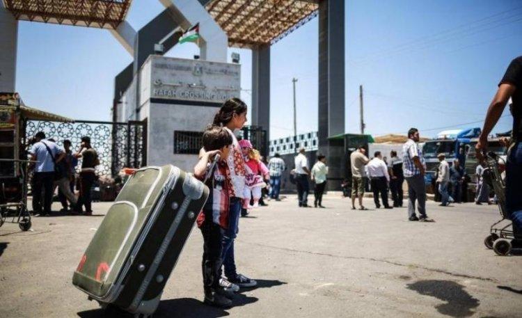 """""""القوى الوطنية"""" بغزة تدعو إلى فتح معبر رفح البرّي بشكل دائم"""